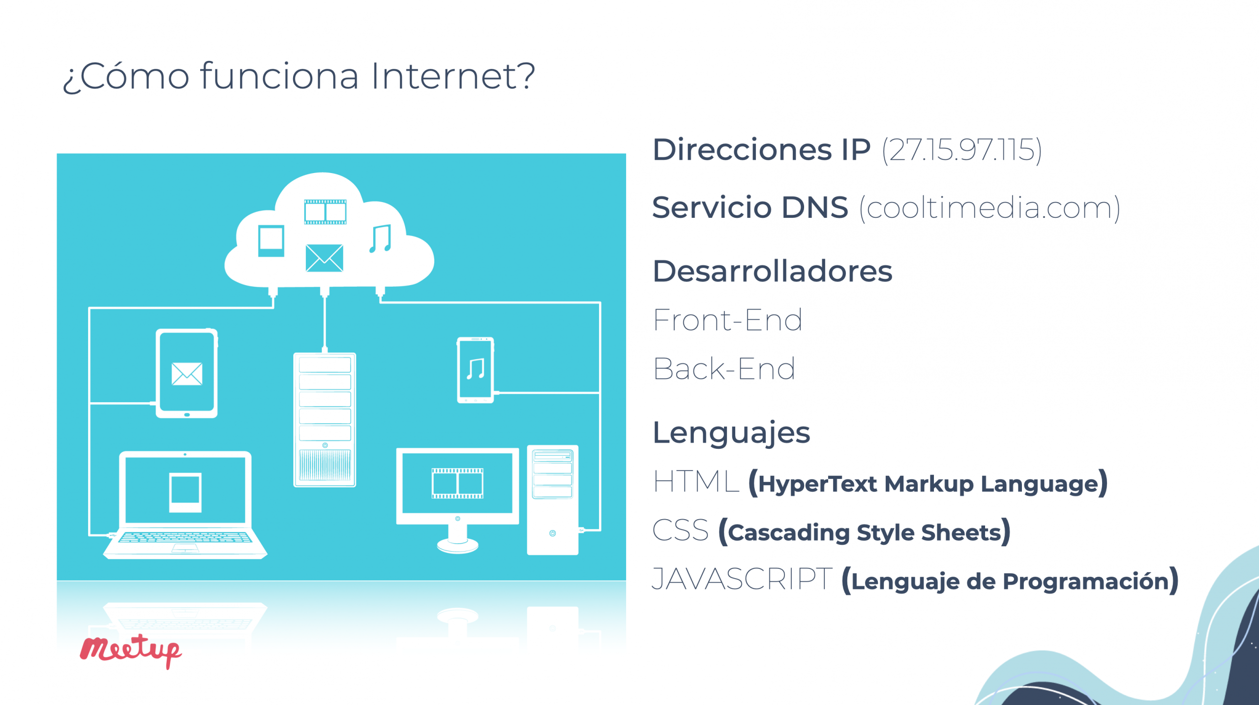 Software para desarrollo web - Cooltimedia