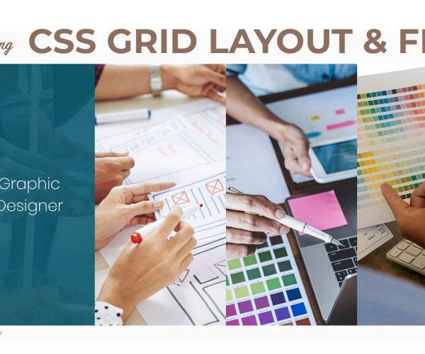 Utilizando CSS Grid, Flex & Media Queries
