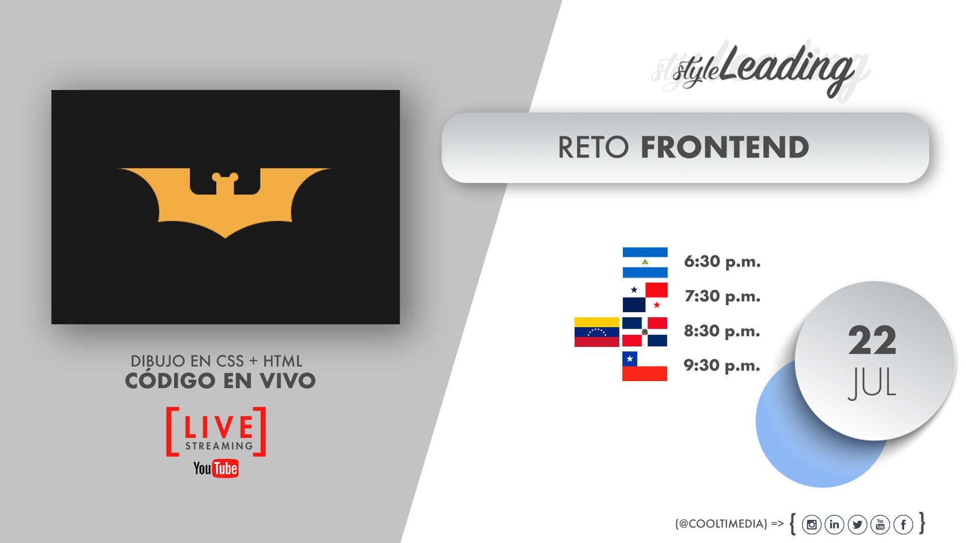 Reto FrontEnd StyleLeading Panamá